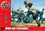 Airfix figurky WWII RAF Personnel (1:72)
