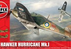 Airfix Hawker Hurricane MKI Early (1:72)