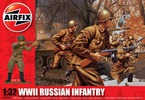 Airfix figurky WWII Russian Infantry (1:32)