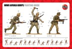 Classic Kit figurky WWII Africa Korps 1:32