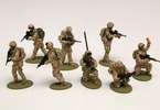 Classic Kit figurky British Army Troops 1:48