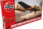 Airfix Armstrong Whitworth Whitley Mk.V (1:72) nová forma