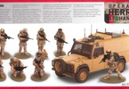 Airfix military British Forces - Land Rover Patrol (1:48)