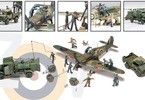 Airfix diorama Battle Of Britain Ready For Battle Set (1:48)