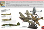 Gift Set letadla Battle Of Britain 75th Anniversary Set 1:72 nová forma