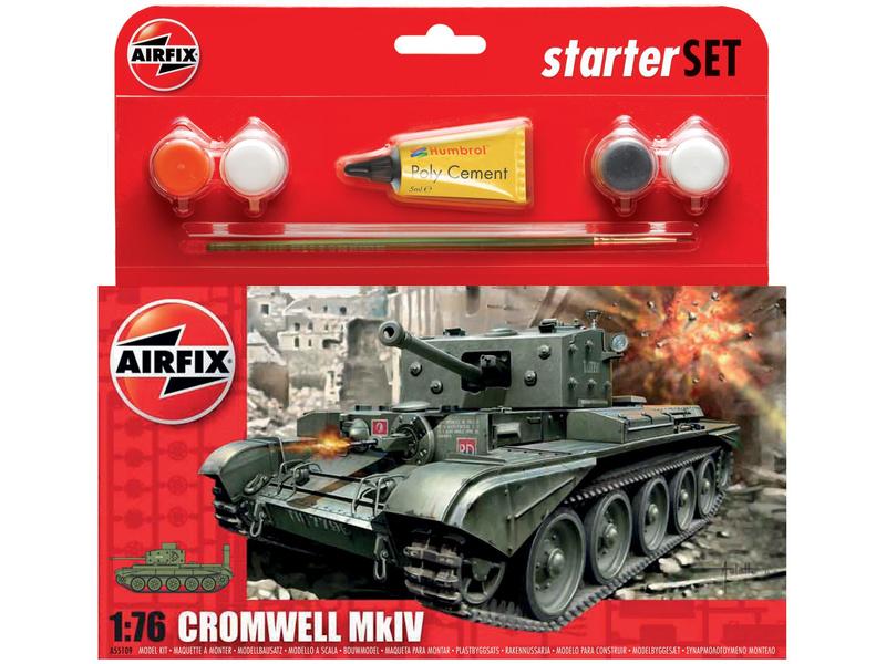 Airfix Cromwell (1:76) (set)