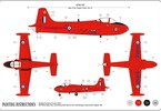 Airfix Hunting Percival Jet Provost T.4 (1:72) (set)