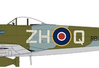 Airfix Hawker Typhoon Ib (1:72) (set)