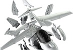 Airfix Quick Build Harrier
