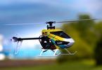 RC model vrtulníku Blade 200 S RTF: V letu