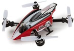 RC model dronu Blade Mach 25 FPV Racer BNF: Pohled