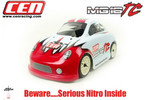 CEN MG16 - TC Touring 4WD 1:16 RTR