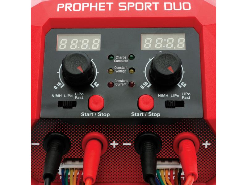 Nabíječ Prophet Sport Duo LiPol/NiMH 2x50W AC
