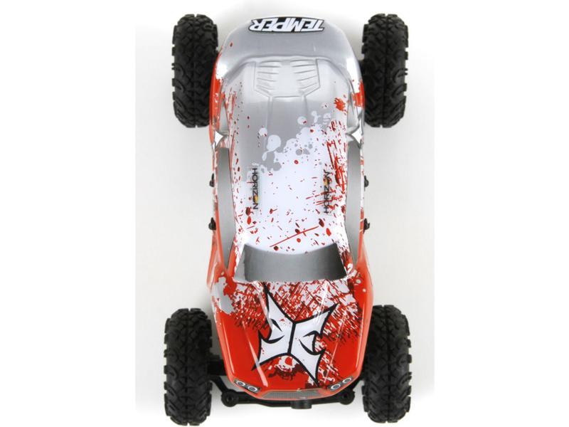 1:24 ECX Temper Crawler RTR červeno bílý