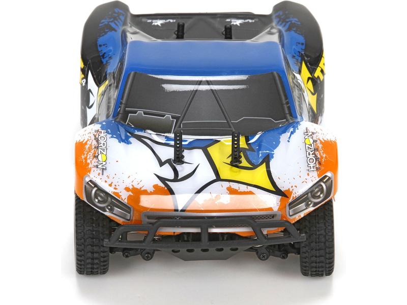 1:24 ECX Torment Short Course 4WD RTR - oranžový