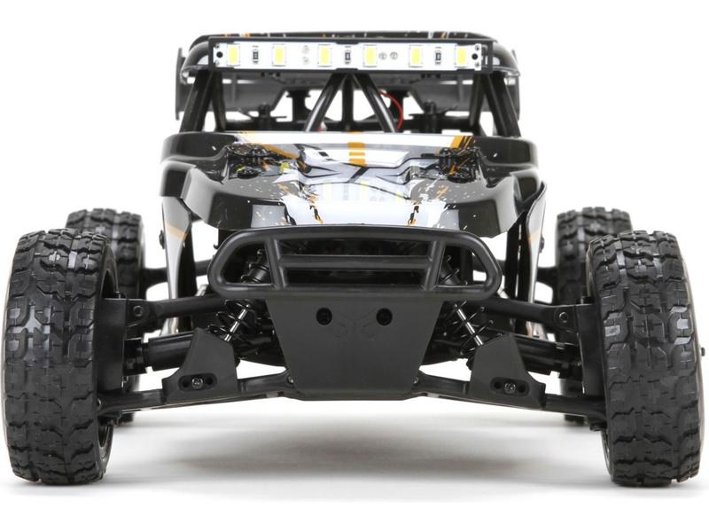 1:18 ECX Roost Desert Buggy 4WD oranžová