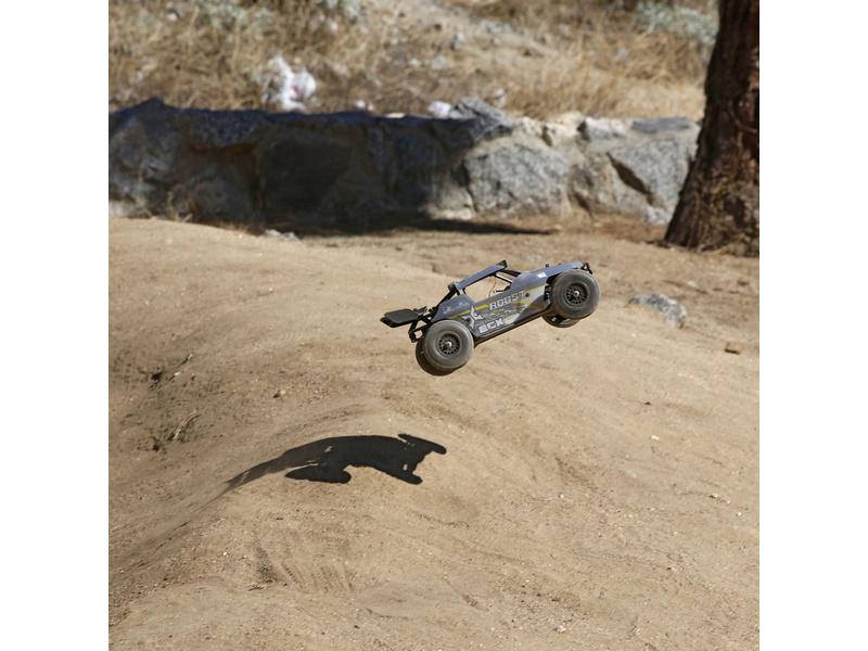 1:18 ECX Roost Desert Buggy 4WD žlutá