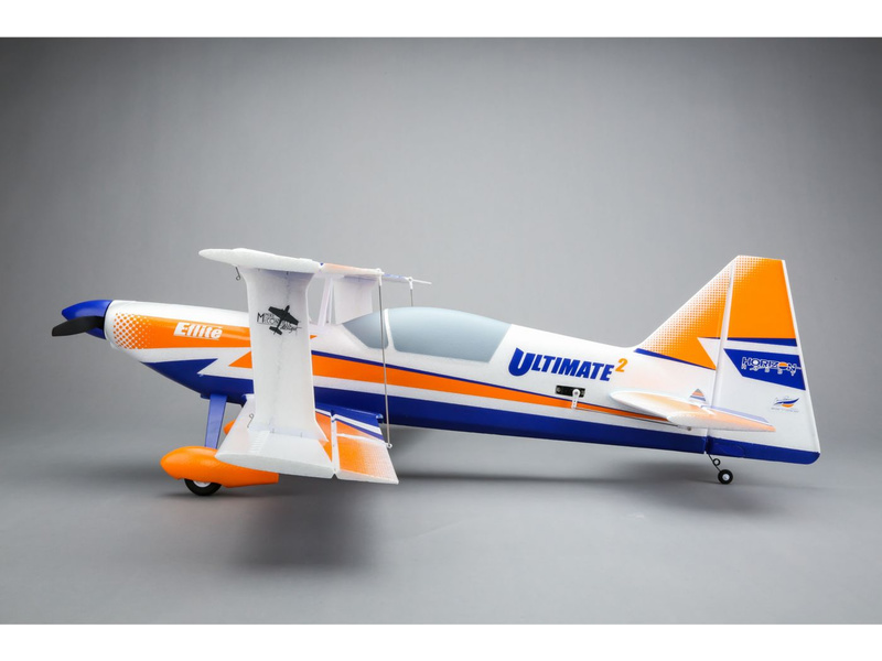 E-Flite Ultimate² BNF Basic