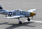 P-51D Mustang Bind & Fly Basic AS3X