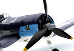 Micro F4U Corsair AS3X RTF Mód 2