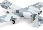 RC model 	UMX A-10 BL BNF Basic: Pohled na model
