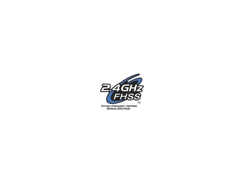 Futaba přijímač 8k R2008SB 2.4GHz S-FHSS/FHSS S.BUS