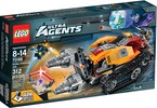 LEGO Agents - Drillex krade diamant