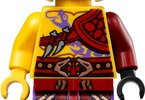 LEGO Ninjago - Bugina do džungle