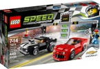LEGO Speed Champions - Chevrolet Camaro Dragster