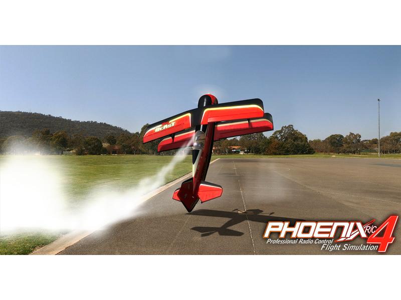 Phoenix RC Pro V5.5 simulátor