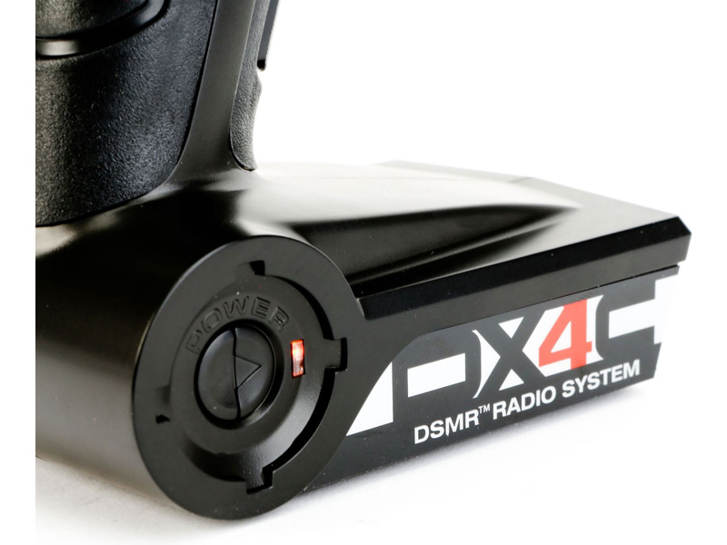 Spektrum DX4C DSMR, SR410