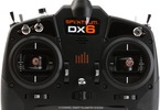 Spektrum DX6 DSMX Mód 1-4, přijímač Serial Race