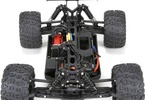 RC model auta Losi TEN MT 1:10 4WD AVC RTR: Šasi