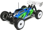 Losi 8IGHT-E 1:8 4WD Electric Buggy RTR: Pohled