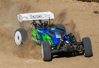 Losi 8IGHT-E 1:8 4WD Electric Buggy RTR: Jízda