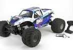 RC model auta Losi Monster Truck 1:5 XL: Obsah balení