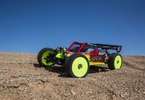 RC model auta TLR 5IVE-B Buggy 1:5 4WD Race Kit: Jízda