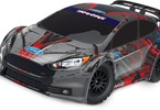 Traxxas Ford Fiesta ST Rally 1:10 TQ RTR: Pohled