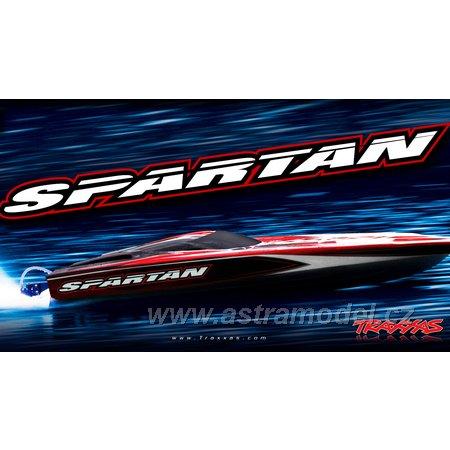 Traxxas Spartan Brushless TQi RTR