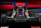 RC auto Traxxas Bandit 1:10: Wallpaper