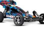 RC auto Traxxas Bandit 1:10: Celkový pohled
