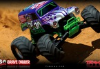 Traxxas Monster Jam 1:10 Grave Digger 30th RTR