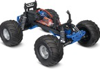 RC model auta Traxxas Big Foot: Šasi