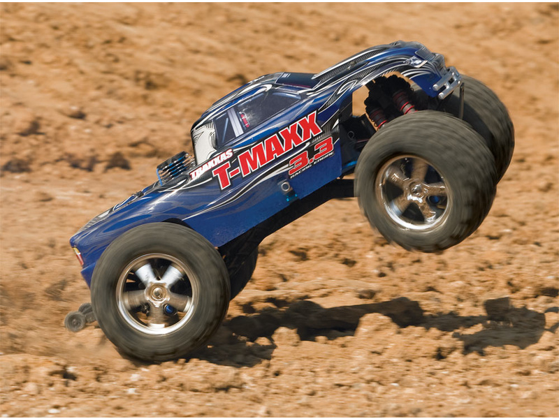 traxxas t maxx 3.3 manual