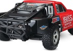 RC model auta Traxxas Slash 1:10: Zadní pohled - #9 Chad Hord Edition