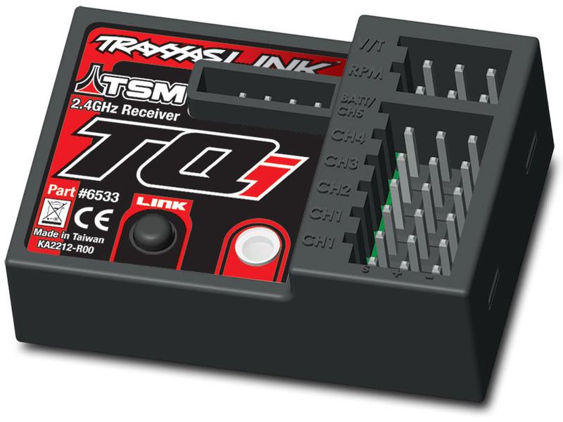 Traxxas DCB M41 Brushless TQi TSM RTR
