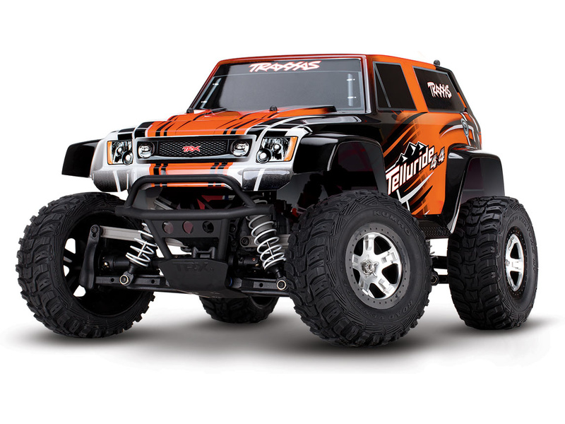 Traxxas Telluride 1:10 4WD TQ RTR