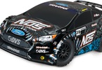 RC auto Traxxas Ford Fiesta ST 1:10: Celkový pohled
