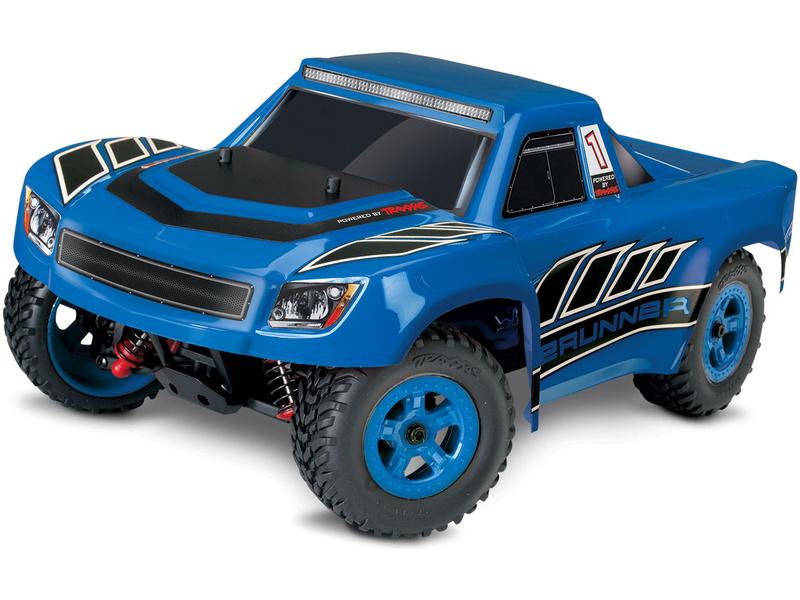 Traxxas Desert Prerunner 1:18 4WD TQ RTR