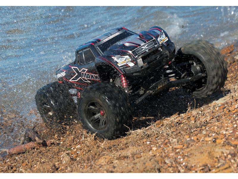 Traxxas X-Maxx 1:5 8S 4WD TQi Brushless TSM RTR